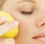 Lemon Lemon Juice Applied Directly to Acne