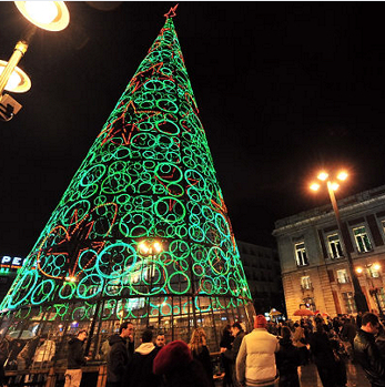 12 most beautiful christmas trees in the world for Most beautiful christmas photos
