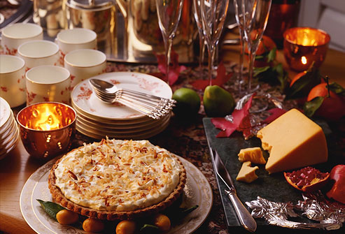avoid the holiday food trap.